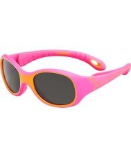 Cebe S-Kimo (Age 1-3) Fuchsia Orange Sunglasses