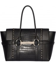 Fiorelli FH8714-BLACKCROC Ladies Barbican Bag