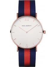 Paul Hewitt PH-SA-R-ST-W-NR-20 Sailor Line Watch