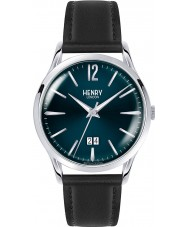 Henry London HL41-JS-0035 Mens Knightsbridge Blue Black Watch