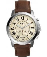 Fossil Q FTW1118 Mens Grant Smartwatch
