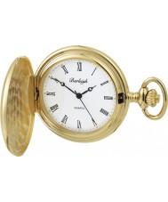 Burleigh GP-1230 Mens Pocket Watch