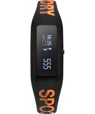 Superdry SYG202BO Mens Fitness Tracker Two Tone Silicone Strap Watch