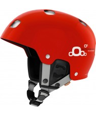 POC PC102811101XSS1 Receptor BUG Adjustable 2.0 Shiny Bohrium Red Ski Helmet - 51-54cm