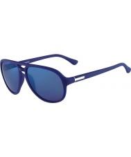 Calvin Klein Platinum Mens CK3159S Blue Sunglasses