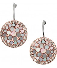 Fossil JF01737791 Ladies Earrings
