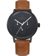 Obaku V208GMBBRZ Mens Venlig Watch