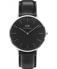 Daniel Wellington DW00100133 Classic Black Sheffield 40mm Watch