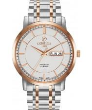 Watches Roamer Mens R-Matic IV Two Tone Steel Bracelet Watch