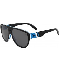 Cebe Miami Black Blue 1500 Grey Flash Mirror Sunglasses