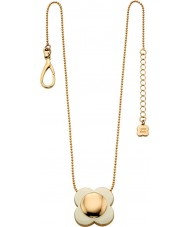 Orla Kiely N4022 Ladies Daisy Necklace