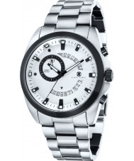 Klaus Kobec KK-20009-22 Mens Porter Silver Multifunction Watch