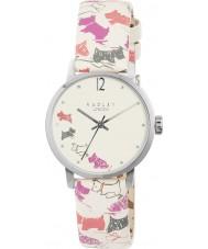 Radley RY2271 Ladies Cream Leather Strap Watch