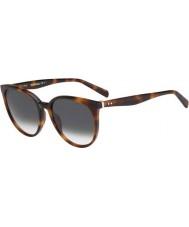 Celine Ladies CL 41068-S 05L XM Tortoiseshell Sunglasses