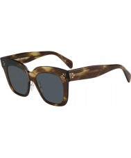 Celine Ladies CL 41444 07B 2K Sunglasses