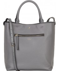 Fiorelli FH8653-GREY Ladies Mckenzie City Grey Tote Bag