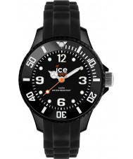 Ice-Watch 000789 Sili Forever Mini Black Silicone Strap Watch