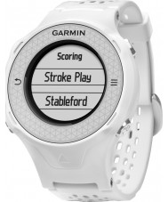 Garmin 010-01212-00 Approach S4 White Touchscreen GPS Golf Watch