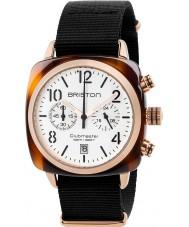 Briston 17140-PRA-T-2-NB Clubmaster Classic Watch