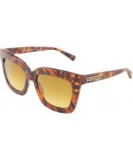 Michael Kors MK2013 53 Glam Burgundy Tortoiseshell 30672L Sunglasses