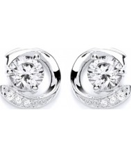 Purity 925 PUR1475ES Ladies Earrings