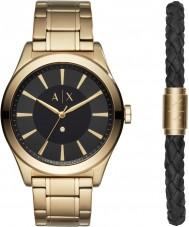 Armani Exchange AX7104 Mens Dress Watch Gift Set