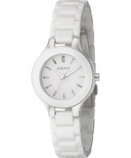 DKNY NY4886 Ladies Ceramics White Watch