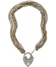 Fossil JA4726998 Ladies Necklace
