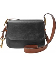 Fossil ZB6759001 Ladies Harper Black Small Cross Body Bag