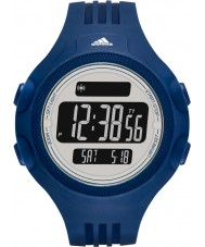 Adidas Performance ADP3266 Mens Questra Blue Rubber Strap Watch
