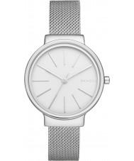Skagen SKW2478 Ladies Ancher Silver Steel Mesh Watch