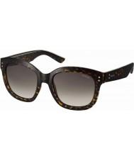 Polaroid Mens PLD4035-S 086 94 Dark Havana Polarized Sunglasses