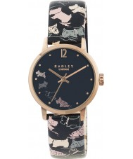 Radley RY2272 Ladies Midnight Leather Strap Watch