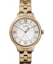 Timex TW2R28000 Ladies Style Elevated Peyton Watch