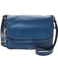 Fossil ZB6841433 Ladies Peyton Flap Bag