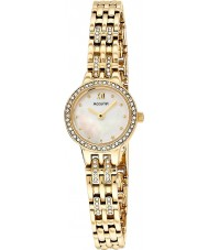 Chriselli Accurist Ladies Gold Watch and Bracelet Gift Set