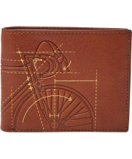 Fossil ML3985222 Mens Peter Wallet