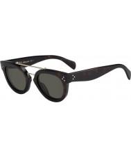Celine CL 41043-S 086 1E Tortoiseshell Sunglasses