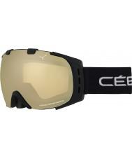 Cebe CBG88 Origins M Black and White - NXT Variochrom Perfo 1-3 Ski Goggles