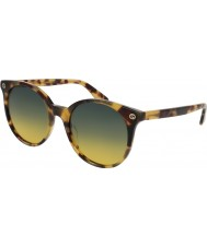 Gucci Ladies GG0091S 003 Sunglasses