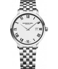 Raymond Weil 5488-ST-00300 Mens Toccata Silver Steel Bracelet Watch