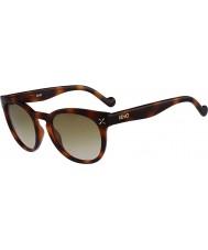 Liu Jo Ladies LJ618S Melanie Tortoiseshell Sunglasses
