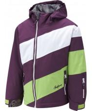 Surfanic SW124001-732-116 Girls Cosmos Violet Ski Jacket - 5-6 years
