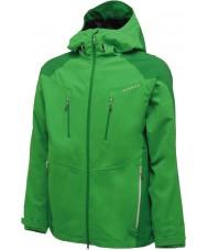 Dare2b Mens Stalwart Fairway Green Waterproof Jacket
