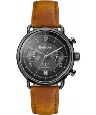 Barbour BB053BKTN Mens Salisbury Tan Leather Strap Watch