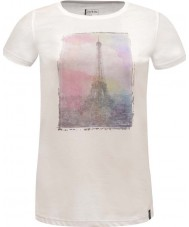 Dare2b Ladies Tower Above White T-Shirt