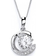 Purity 925 PUR1475P Ladies Necklace