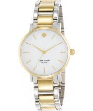 Kate Spade New York 1YRU0005 Ladies Gramercy Two Tone Steel Bracelet Watch
