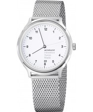 Mondaine MH1-R2210-SM Helvetica No 1 Regular Watch