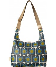 Orla Kiely 17SELBR044-4110-00 Ladies Love Birds Print Midi Sling Bag